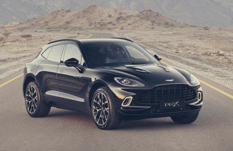 英倫休旅DBX需求強勁 Aston Martin今年產量翻倍!