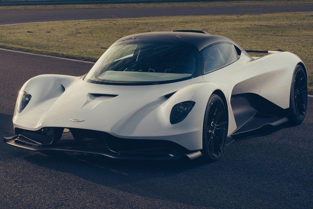 Aston Martin Valhalla。 摘自Aston Martin