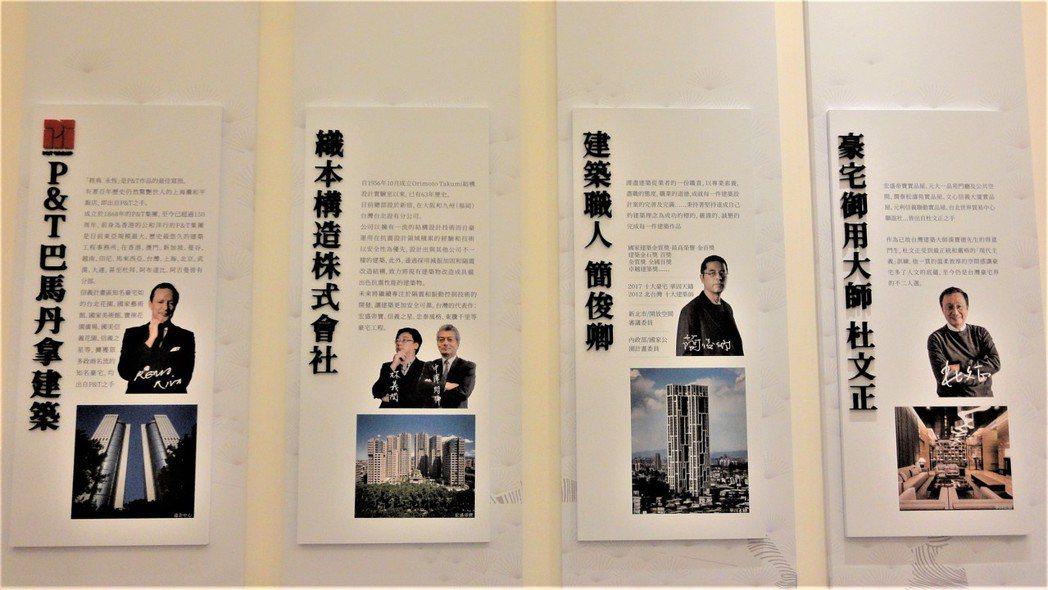 「松德長虹」由國際級建築團隊共同打造。圖/倪子仁提供