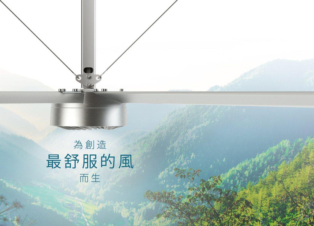 國際精工直升機大風扇。        國際精工/提供