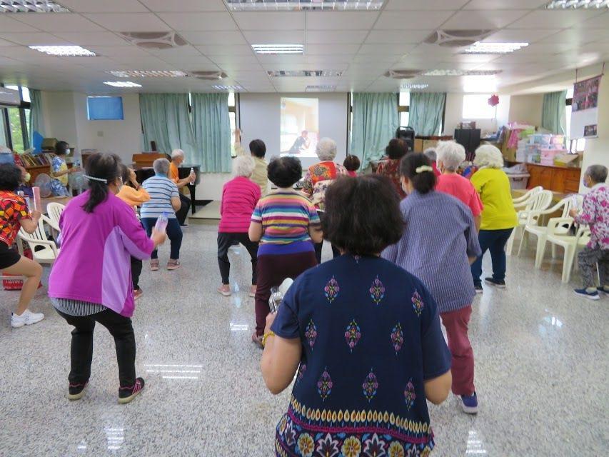 WaCare遠距衛教課程於台東縣一粒麥子社會福利慈善事業基金會。 WaCare ...