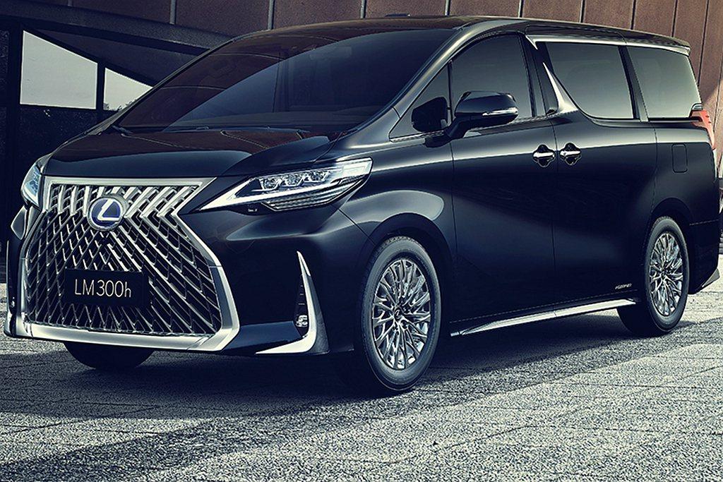 Lexus LM是以Toyota Alphard為基礎發展而來,但經過Lexus...