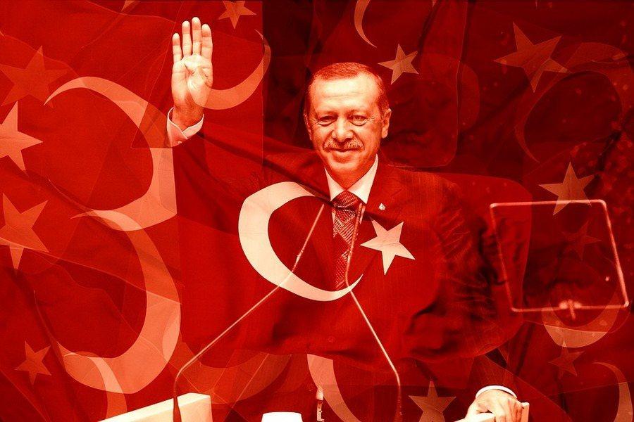 土耳其官員投書媒體,駁斥外界認為該國防疫不力的說法,但很難讓外界信服。圖為土耳其...