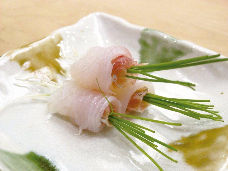 「旬採鮨処」日本料理。 圖-魚夫