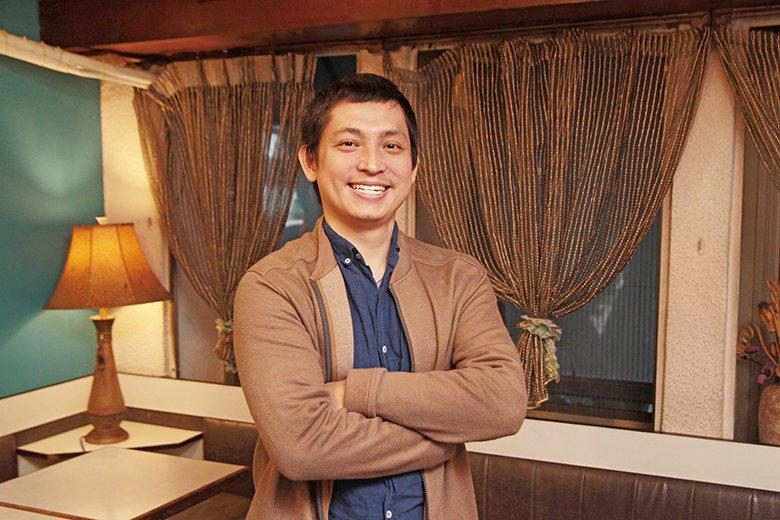 ▲路老闆有限公司創辦人林宏有20年網站設計經驗。吳長益攝影