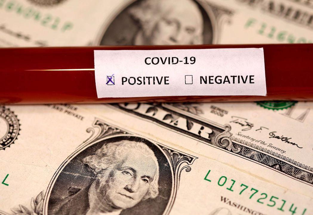 美元全面下跌,因風險偏好升溫。路透