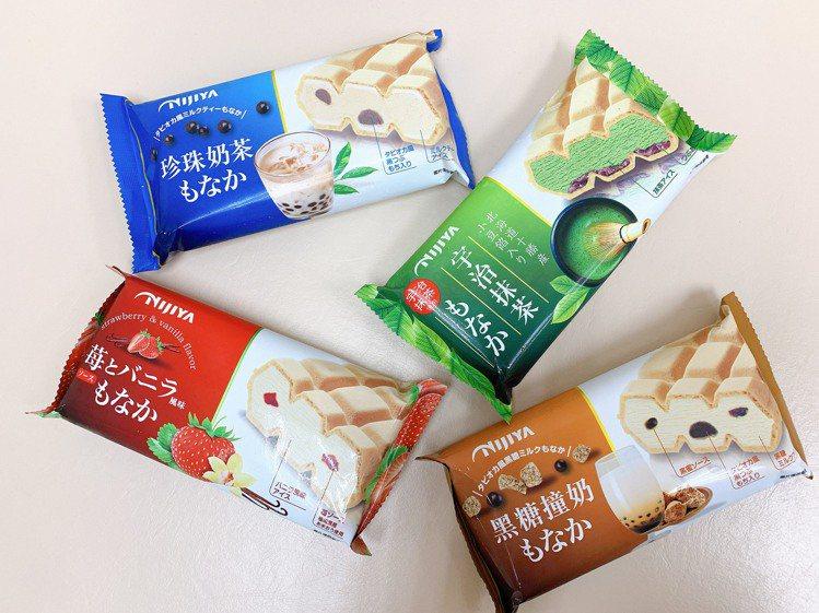 7-ELEVEN即日起至4月21日展開「日本NIJIYA品牌日」,活動期間任選第...