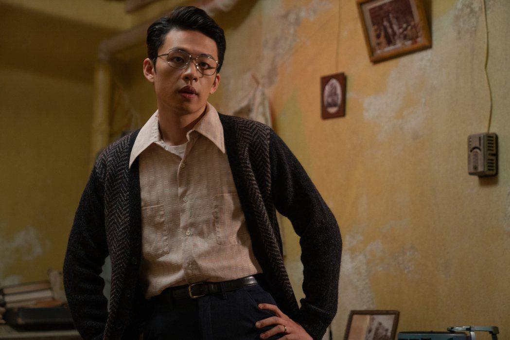 李鴻其在台美跨國合作電影「虎尾」裡面飾演男主角,不用試鏡就被美國製片公司選上,他