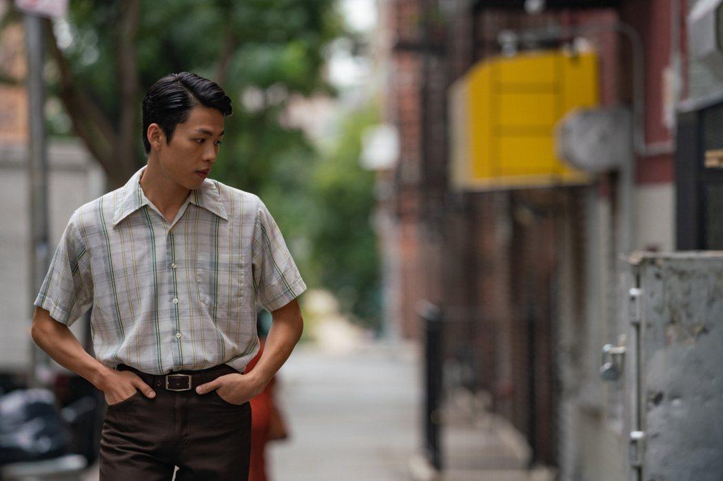 李鴻其主演「虎尾」在台灣、美國都有大量戲份。圖/Netflix提供