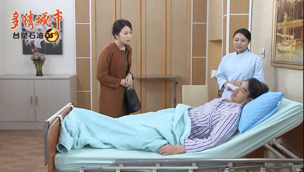 翁家明(右)被視為「有病」關在療養院。圖/翻攝youtube