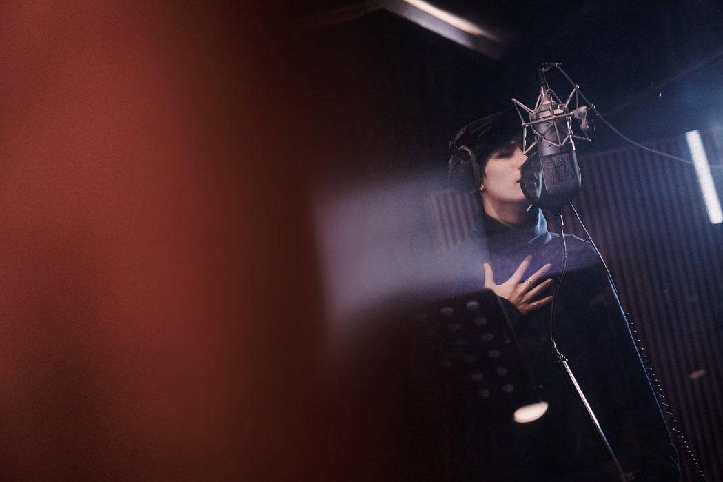 林彥俊出道兩周年紀念日,釋出全新單曲預告teaser。圖/索尼音樂提供