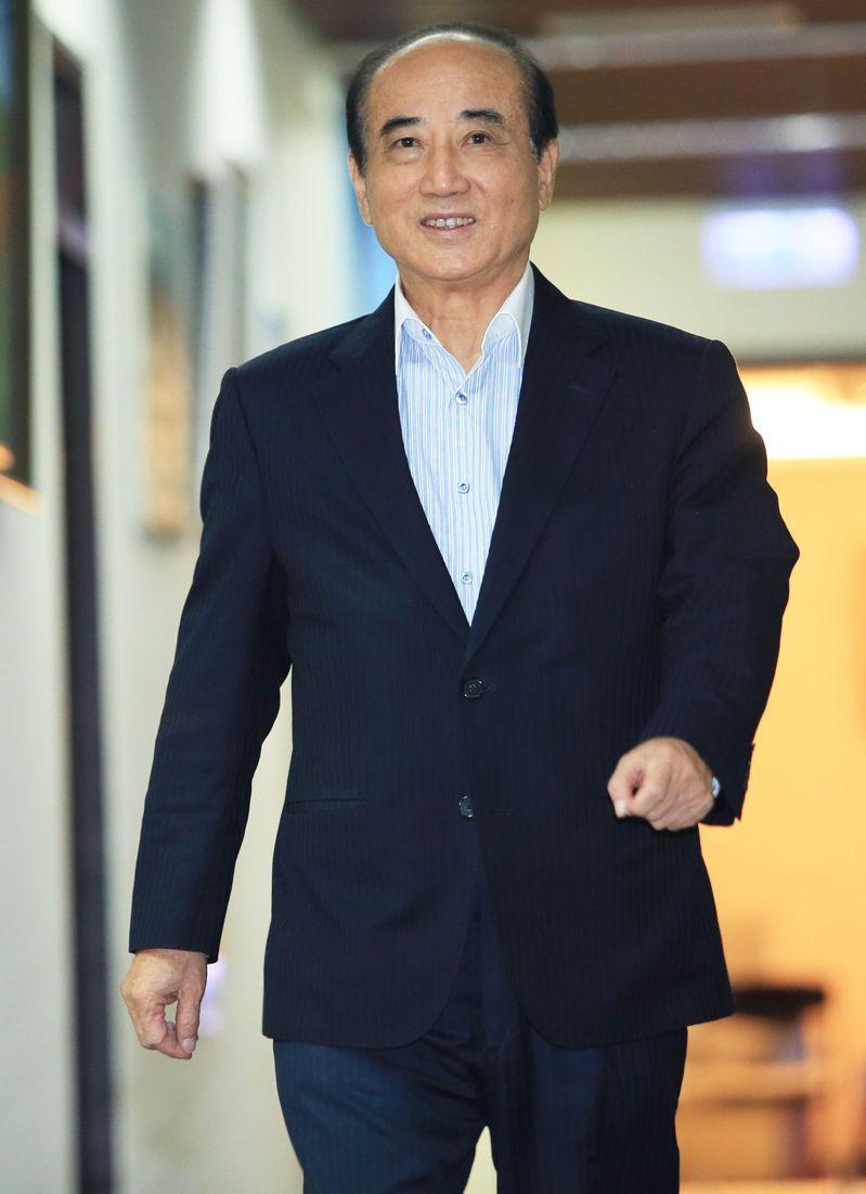 前立法院長王金平。 圖/聯合報系資料照片