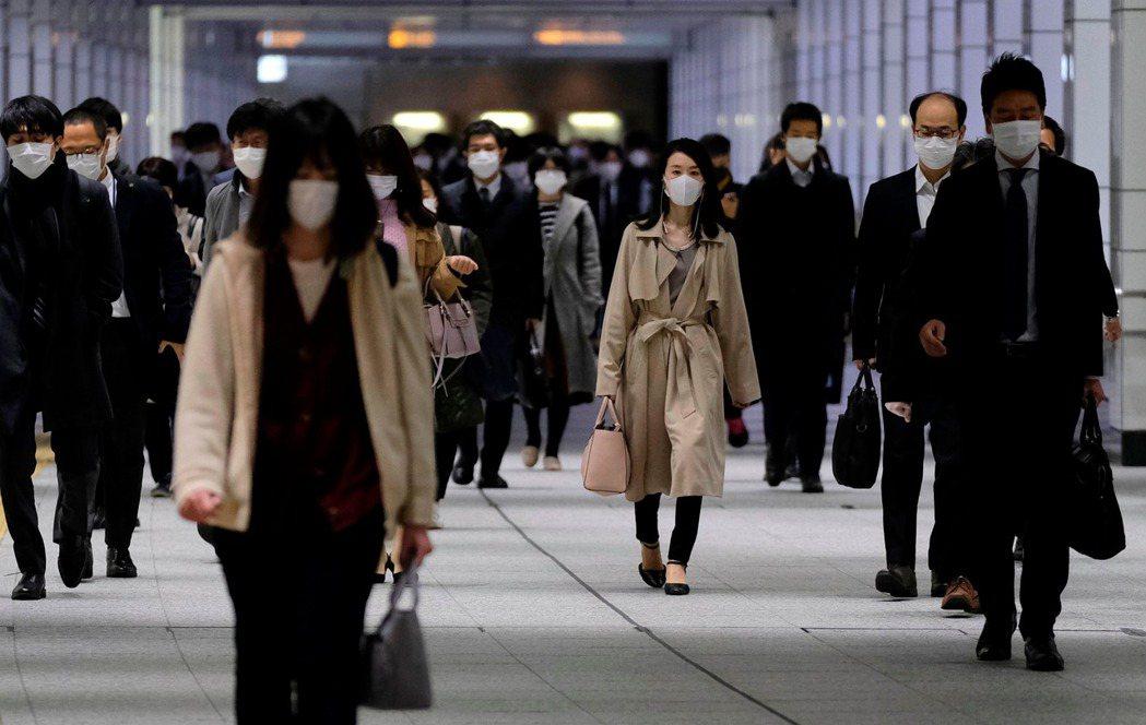 日本NHK報導,東京都官員9日表示,新增181人新冠肺炎確診,再創單日新高。 法...