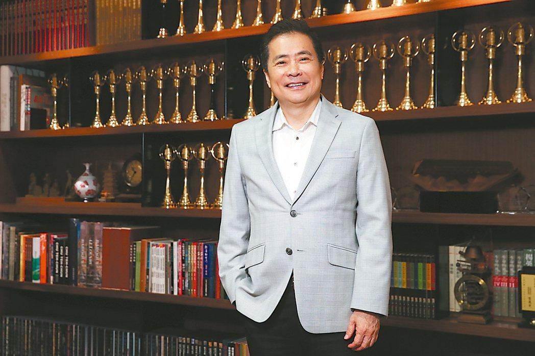 三立總經理張榮華 記者徐兆玄╱攝影