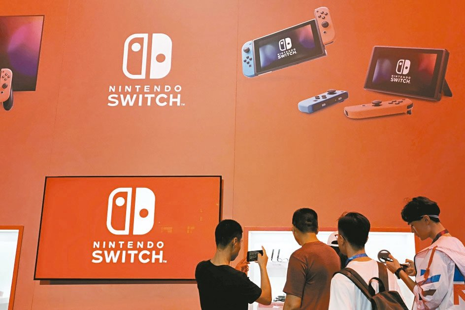 任天堂主機Switch與周邊熱賣,台系供應鏈鴻海、鴻準、旺宏、原相、立積、瑞昱等...