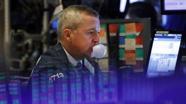 投資人感受到的焦慮效應,不是只因為一種疫情,而是兩種。圖/美聯社