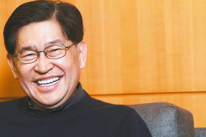 生華科董事長胡定吾。 圖/聯合報系資料照片