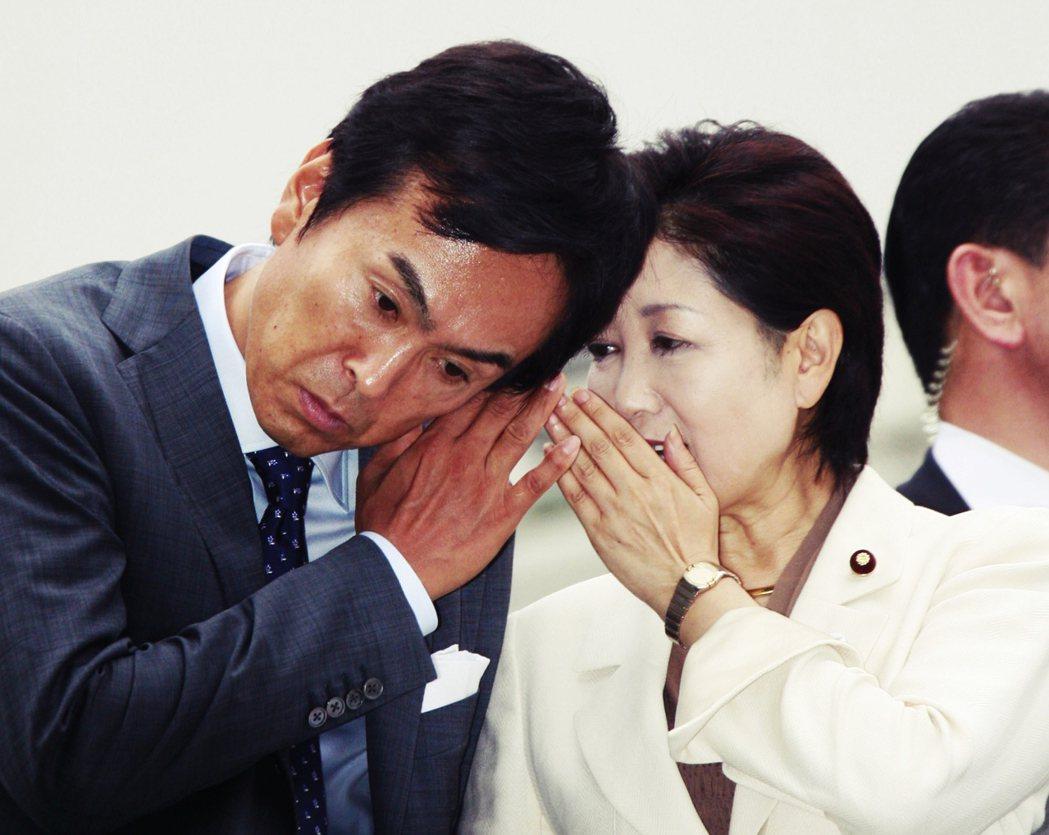 小池身為政治圈少有的女性,卻反被自民黨東京都連的一群老頭——包括前東京都知事石原...