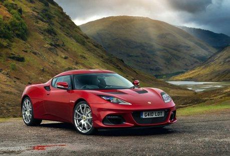你知道嗎?蓮花跑車Lotus的複數仍然是Lotus!