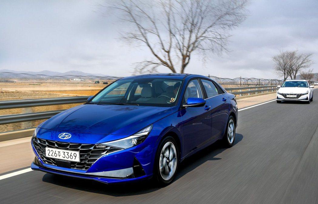 Hyundai藉由發表全新第七代Elantra/Avante之際,首度推出Hyb...
