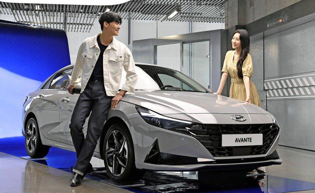第七代Hyundai Elantra/Avante將在明年推出全新性能版N Pe...