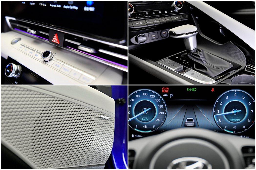 第七代Hyundai Elantra/Avante內裝配置也做了大幅度的變動。 ...