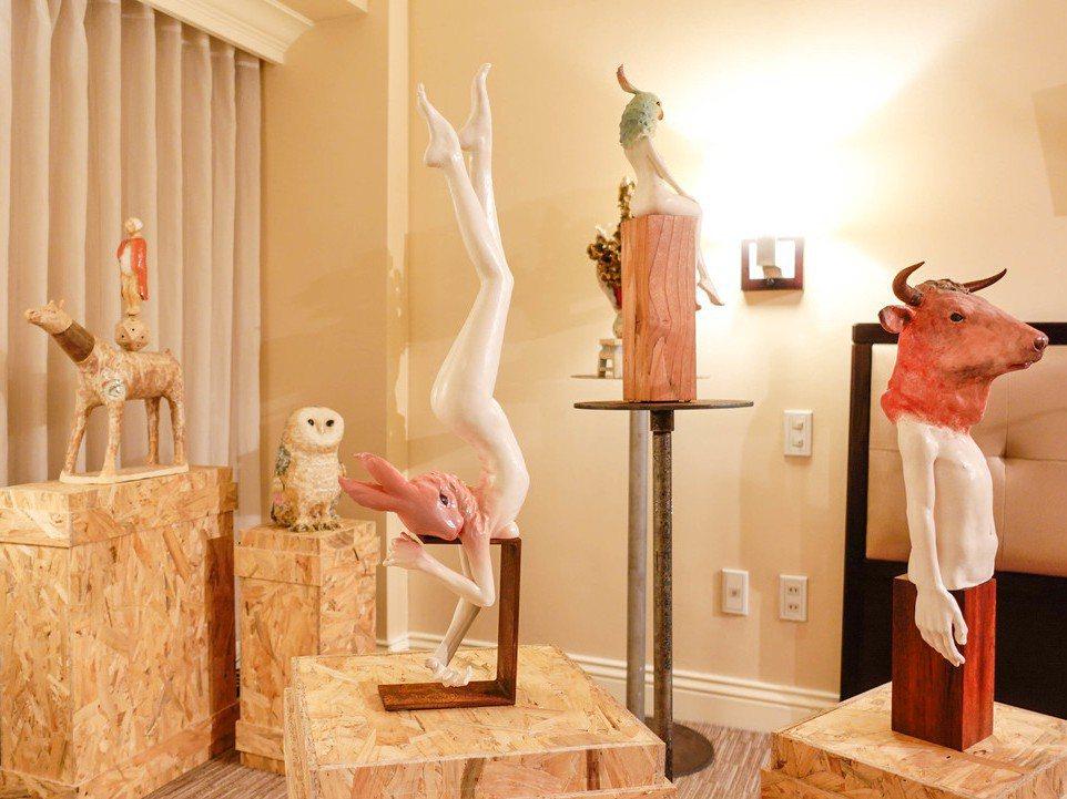 台灣引進國外飯店型藝博的「Young Art Taipei」為藝術市場打開了新破...