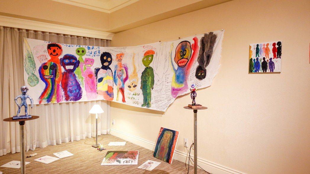 飯店型藝博會的興盛推波助瀾了台灣藝術市場的年輕化。 圖/觀止堂ADMIRA Ga...