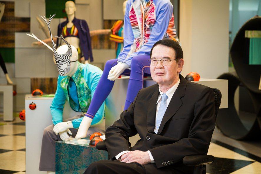 儒鴻企業的董事洪鎮海愛用年輕新人,為產業不斷注入新活水 照片提供/儒鴻企業