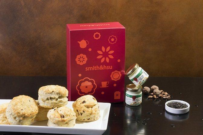 smith&hsu推出司康松露母親節禮盒組。 smith&hsu/提供