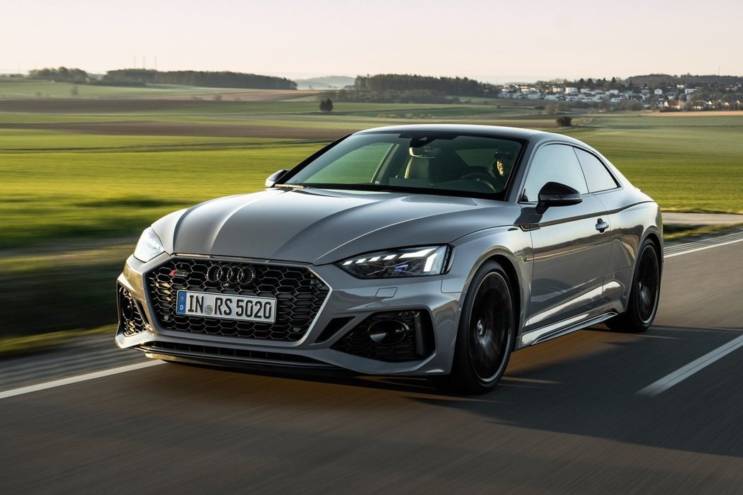 Audi RS 5。 摘自Audi