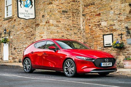 擊敗保時捷Taycan與Peugeot 208!Mazda 3奪下2020世界年度設計風雲車