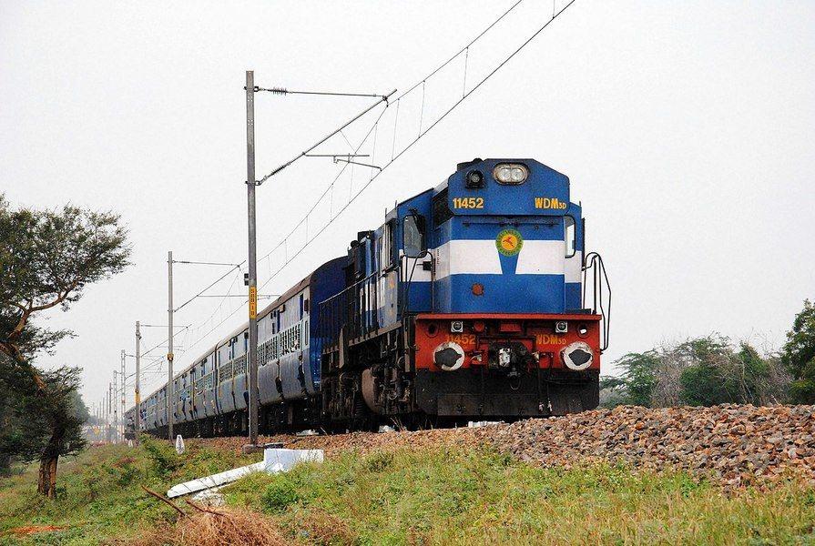 印度政府希望在禁足令期間,利用火車車廂作為印度版的「方艙醫院」。(Photo o...
