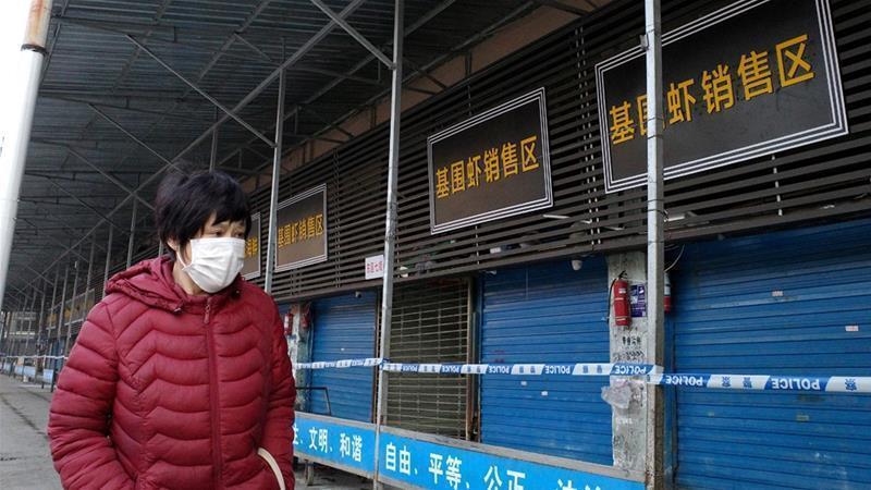 華南海鮮市場的野生動物已被撲殺,整個市場也被強制關閉和消毒,因此尋找新冠病毒的中間宿主難上加難。(Photo by Wikimedia Commons)