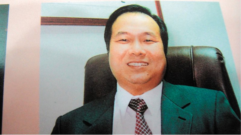 最高法院前法官蕭仰歸。圖/聯合報系資料照片