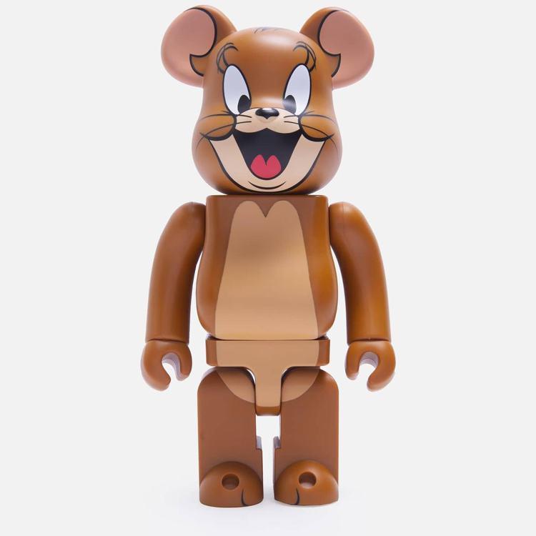 湯姆貓與傑利鼠卡通問世80周年,與與Medicom Toy合作,推出限定BE@R...