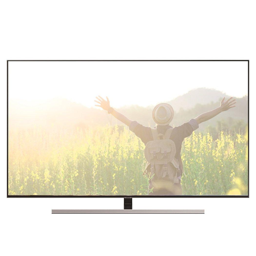 三星4K電視現省逾萬元,輕鬆打造宅在家的視聽饗宴。圖/燦坤提供
