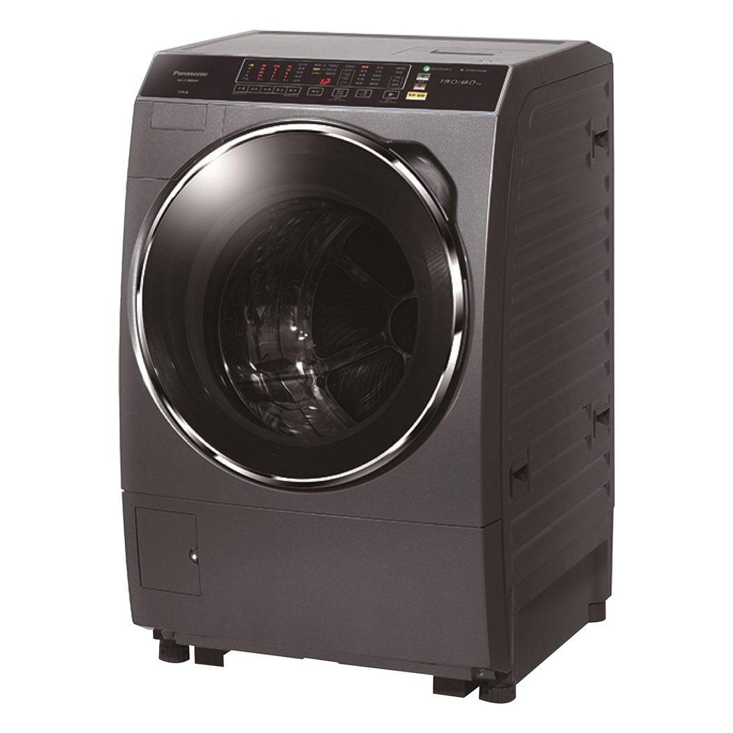 Panasonic洗衣機現省5,000元,外出衣物、寢具全面深層清潔。圖/燦坤提...