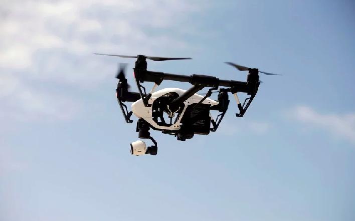 疫情期間,深圳無人機製造商大疆傳出將裁員50%,公司今闢謠否認。照片/路透