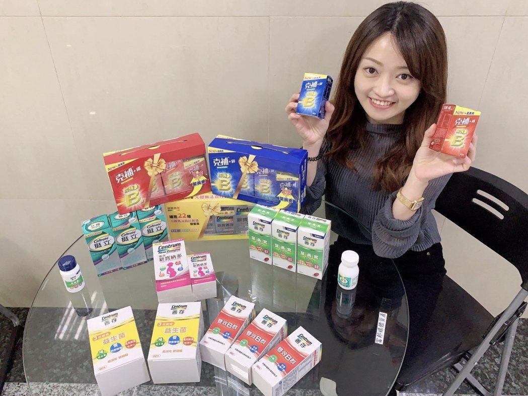 momo購物網4月9日舉辦「善存 X 挺立 X 克補超級品牌日」全館75折起。圖...