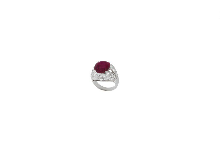 BVLGARI CINEMAGIA系列Forever Rubies頂級紅寶石與鑽...