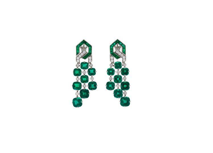 BVLGARI CINEMAGIA系列Forever Emeralds頂級祖母綠...