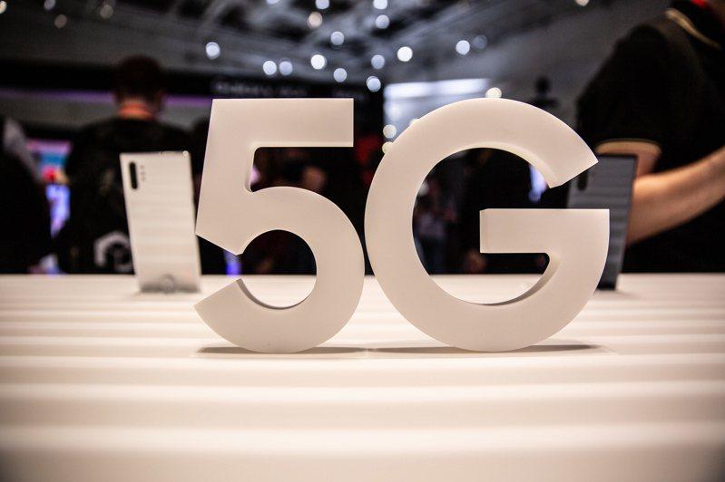 報告顯示,南韓今年5G市場將大幅成長。歐新社
