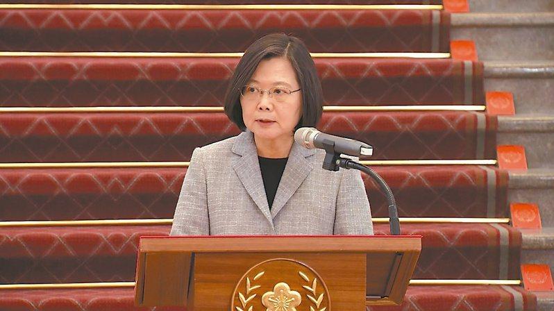 世界衛生組織(WHO)總幹事譚德塞公開指責台灣及台灣外交部對他人身攻擊,蔡英文總統抗議之餘也表示,台灣向來反對任何形式的歧視。圖/聯合報系資料照片