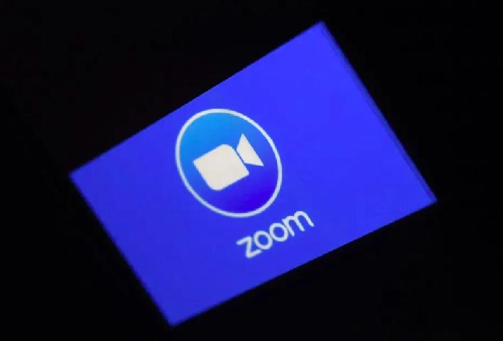 視訊軟體Zoom爆紅,但近半月發生隱私安全漏洞。照片/法新社