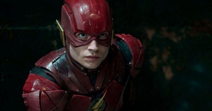 電影版「閃電俠」恐因伊薩米勒捲入醜聞而胎死腹中。圖/摘自imdb