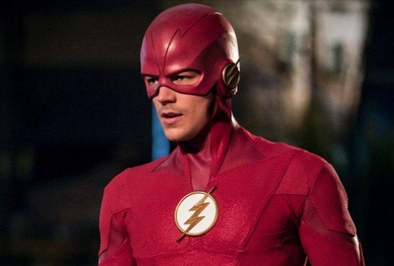 葛蘭高斯汀主演影集版「閃電俠」,極受觀眾歡迎。圖/摘自imdb