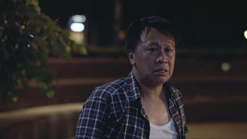游安順在「大吉」戲中飾演徬徨的法警。圖/公視提供