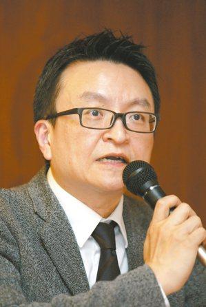 M31董事長林孝平 (本報系資料庫)