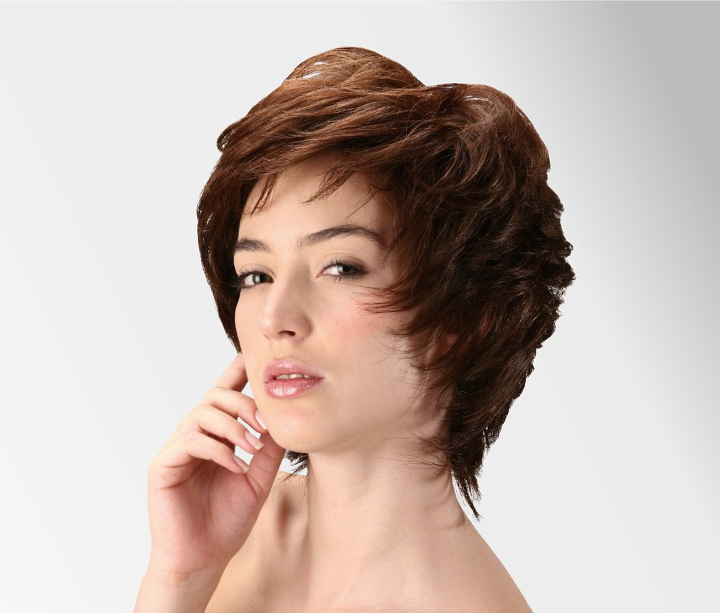 C.Y.S.醫療假髮兼顧概造外觀及透氣,自然好整理。